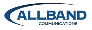 Allband Communications Internet Service Provider logo large