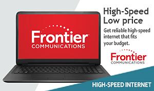 Frontier High-Speed Internet Service