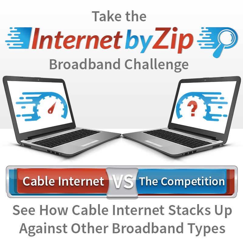 Cable Internet VS. Other types of Internet service