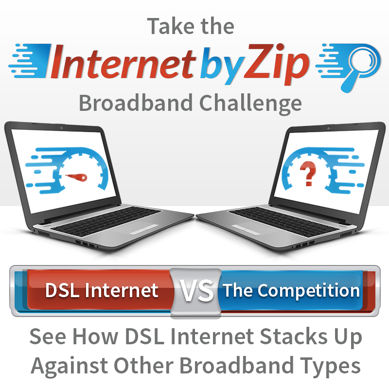 DSL Internet VS. Other Internet Types Comparison Guide