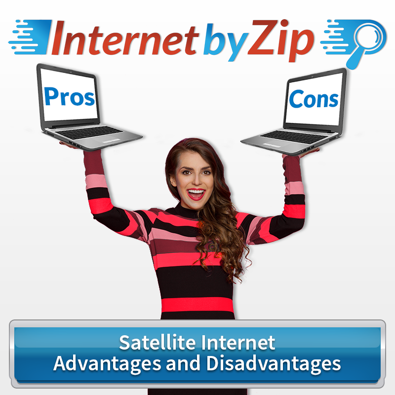 Satellite Internet Advantages and Disadvantages