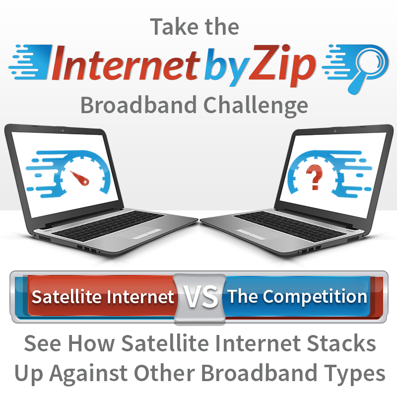 Satellite Internet VS. Other Types of Internet Service