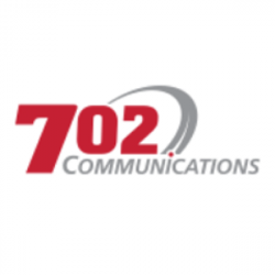 702 Communications Logo