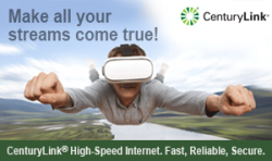 CenturyLink high speed internet, Centurylink internet for gaming, Streaming with Centurylink fast internet