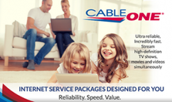 Cable ONE Internet service