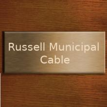 Russell Municipal Cable Internet