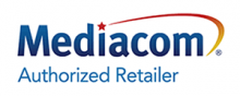 Mediacom Authorized Retailer logo
