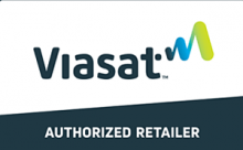 Viasat Satellite Internet, Viasat Business Internet services available, Viasat authorized retailerlogo,
