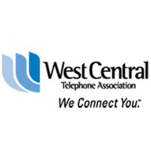 West Central Telephone Association Logo